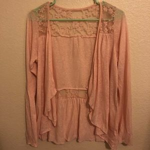 Other - Lace cardigan